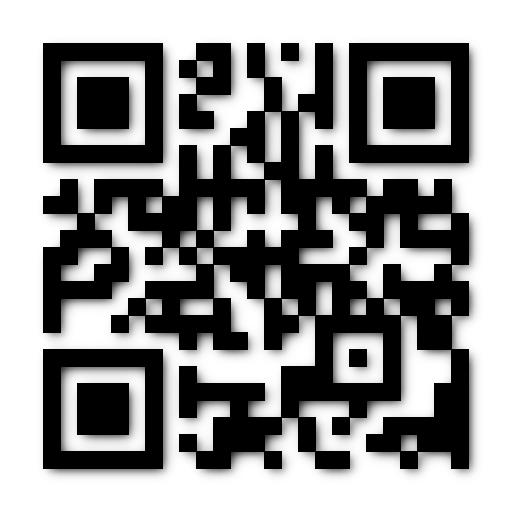 Abb. 9: QR-Code mit Schatteneffekt